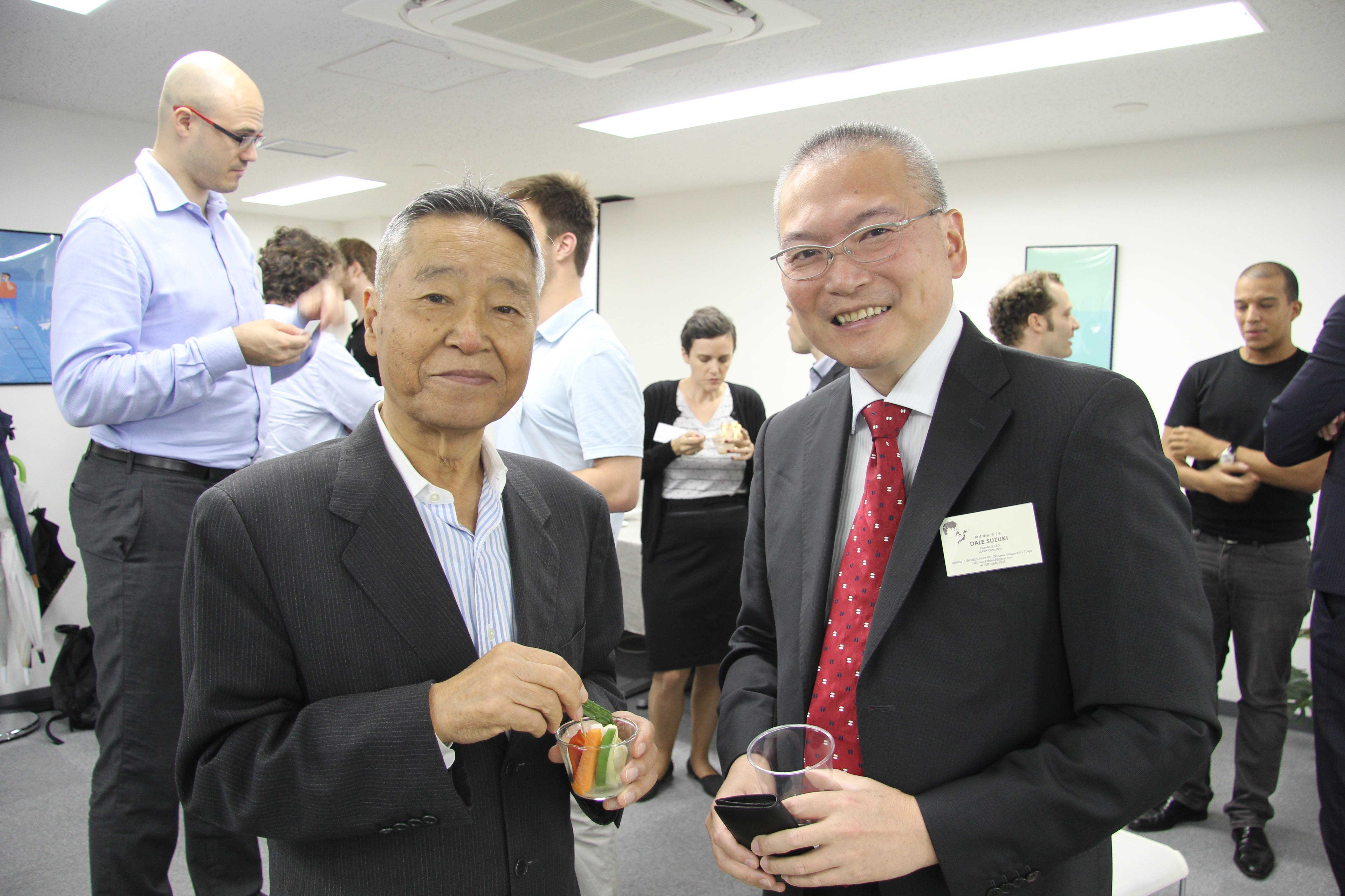 Networking event Tokyo